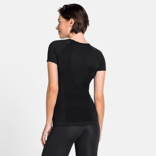 Odlo Odlo Performance X-Light Shirt korte mouw dames zwart