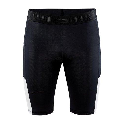 Craft Craft Pro Hypervent short tight, heren, zwart/wit