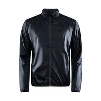 Craft Hypervent Jacket, heren, zwart