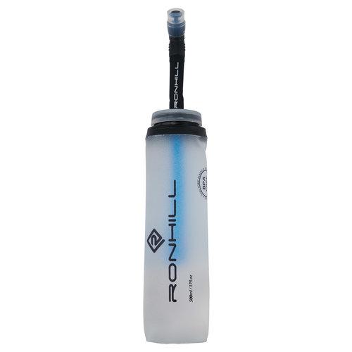 Ronhill Ronhill opvouwbare fles met rietje/bidon, 500 ml