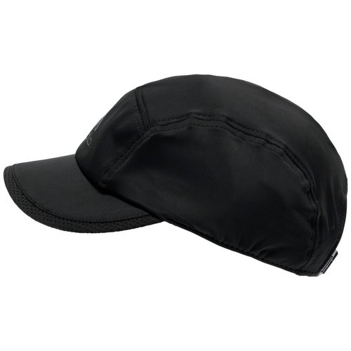 Odlo Hardloop pet, Ceramicool Light Cap, zwart