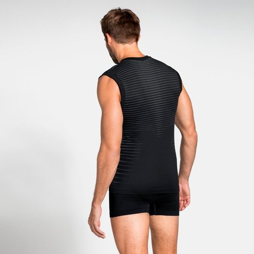Odlo Odlo Performance Light-basislaag-singlet, heren, zwart
