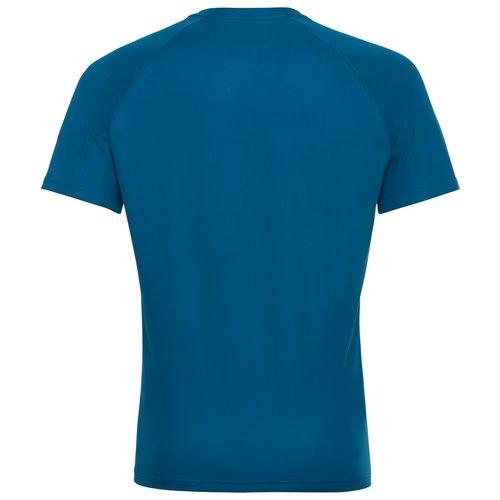 Odlo Odlo Essential Hardloopshirt, heren, blauw