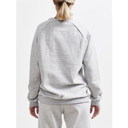 Core Soul Crew Sweatshirt, Dames, Grey Melange