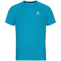 Essential Chill-Tec Hardloopshirt, heren, blauw