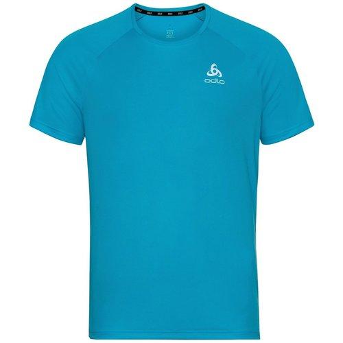 Odlo Odlo Essential Chill-Tec Hardloopshirt, heren, blauw