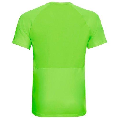 Odlo Odlo Essential Chill-Tec Hardloopshirt, geel