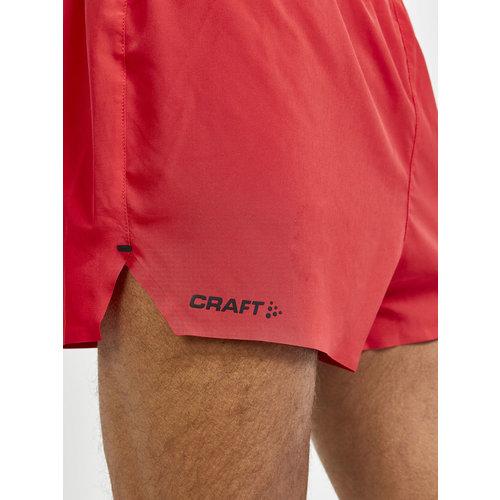 """Craft Craft ADV Essence 2""""strech short, heren, rood"""