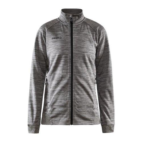 Craft Craft ADV Unify Jacket, dames, Dark Grey Melange