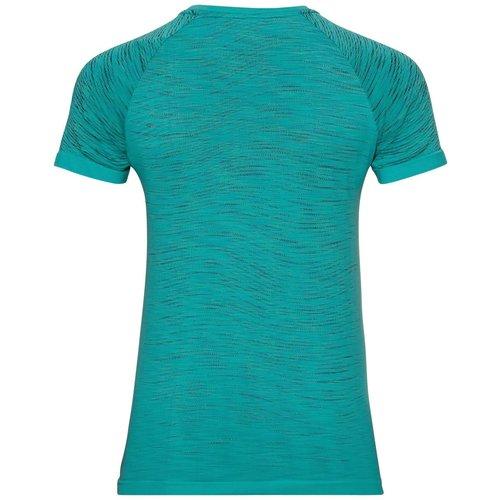 Odlo Odlo Ceramicool Hardloopshirt, dames, groen