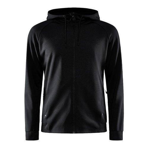 Craft Craft ADV Unify Full Zip Hood, heren, Black
