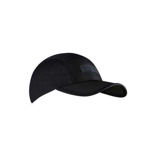 Craft Running Cap, Pro Hypervent Cap, zwart