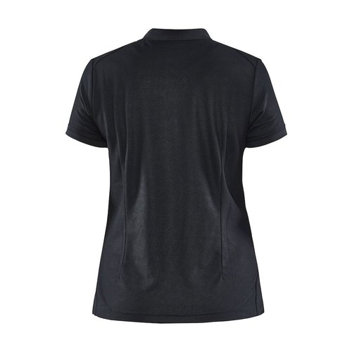 Core Unify Poloshirt, dames, Black