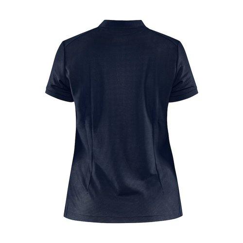Core Unify Poloshirt, dames, Dark Navy