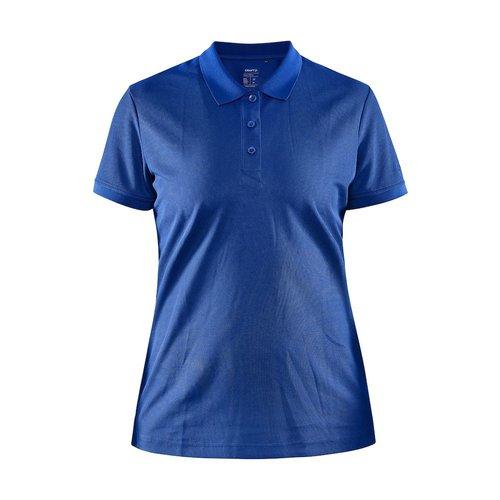Core Unify Poloshirt, dames, Club Cobolt