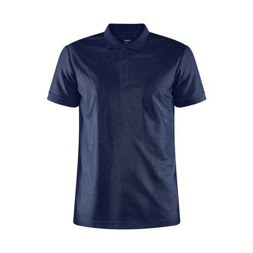 Core Unify Poloshirt, heren, Blaze Melange