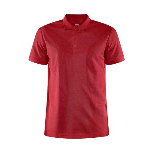 Core Unify Poloshirt, heren, Bright Red