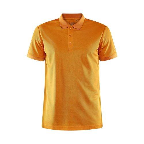 Core Unify Poloshirt, heren, Tiger Melange