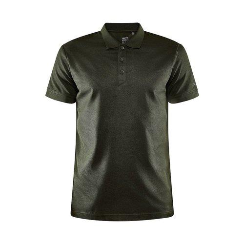 Core Unify Poloshirt, heren, Woods Melange