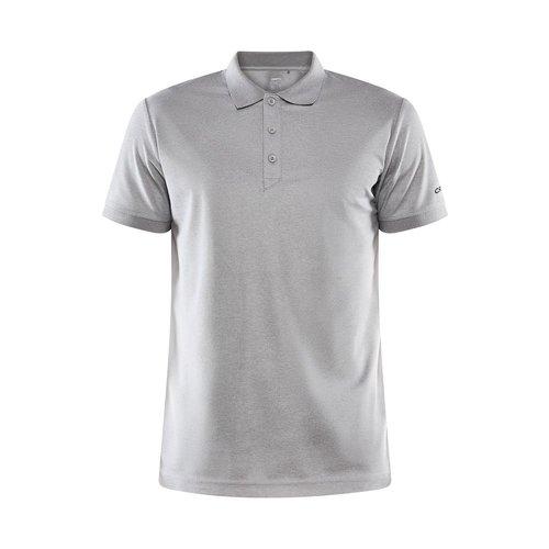 Core Unify Poloshirt, heren, Grey Melange