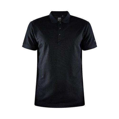 Core Unify Poloshirt, heren, Black