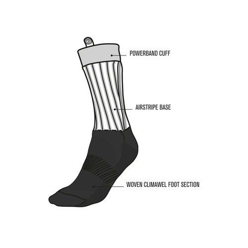 Bioracer Bioracer Aero Socks Black, unisex