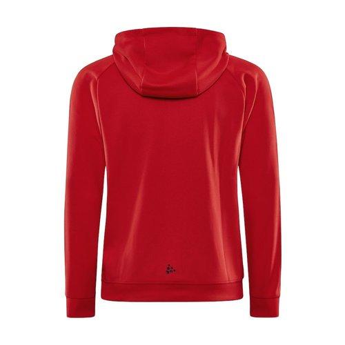 Craft Craft ADV Unify Full Zip Hood, heren, Bright Red