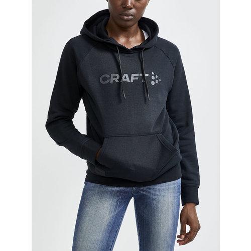 Craft Core Craft Hood, dames, zwart