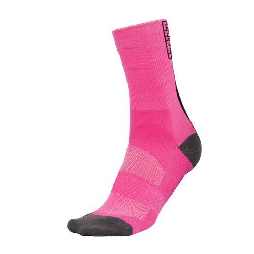 Bioracer Bioracer zomer fiets sokken, pink