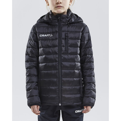 Craft Isolatie Jacket Junior, Black