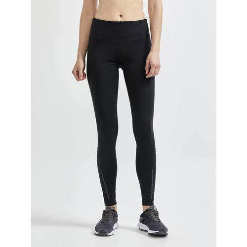 Craft ADV Essence warm tights, dames, Black