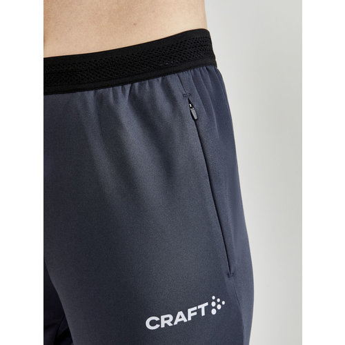 Craft Trainingsbroek, Evolve Pants, dames, Asphalt
