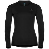 Active Warm Eco Long Sleeve baselayer, dames, zwart