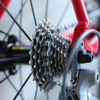 De meeste fietsers fietsen in een te zwaar verzet