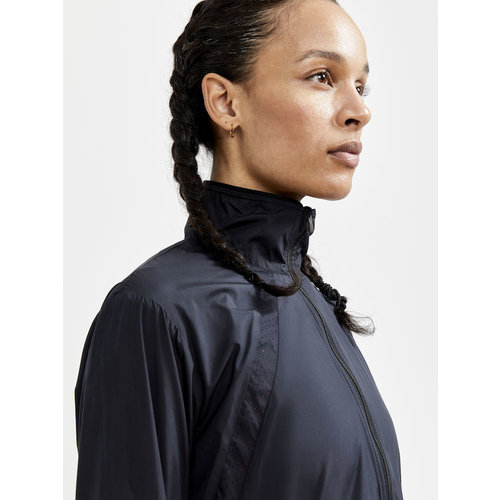 ADV Essence Wind Jacket, dames, zwart
