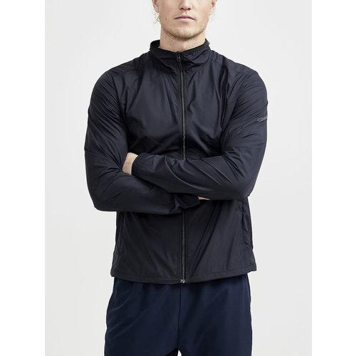 Trainingsjack ADV Essence Windjacket, heren, zwart