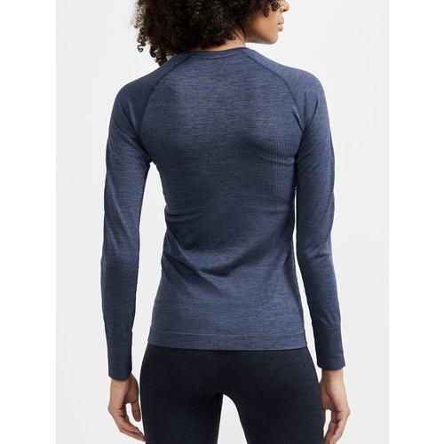 Core Dry Active Comfort Long Sleeve, dames, Blaze