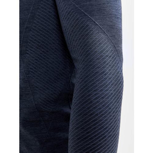 Core Dry Active Comfort Long Sleeve, heren, Blaze