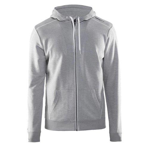 Craft Sweatshirt In The Zone heren grijs