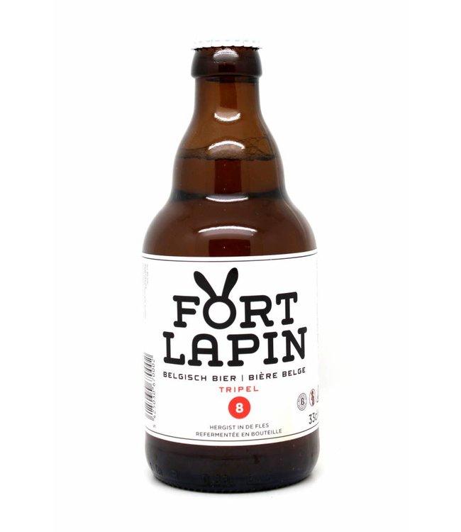 Brouwerij Fort Lapin Fort Lapin Tripel 33cl