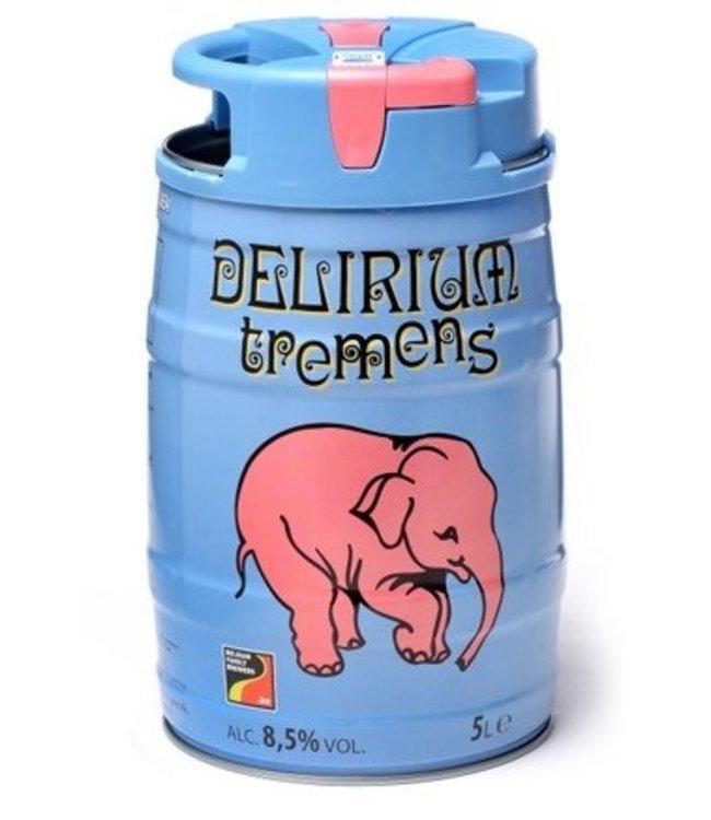 Brouwerij Huyghe Delirium Tremens Keg 5L
