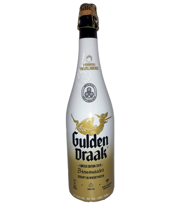 Brouwerij Van Steenberge Gulden Draak Brewmasters Edition 2018 75cl