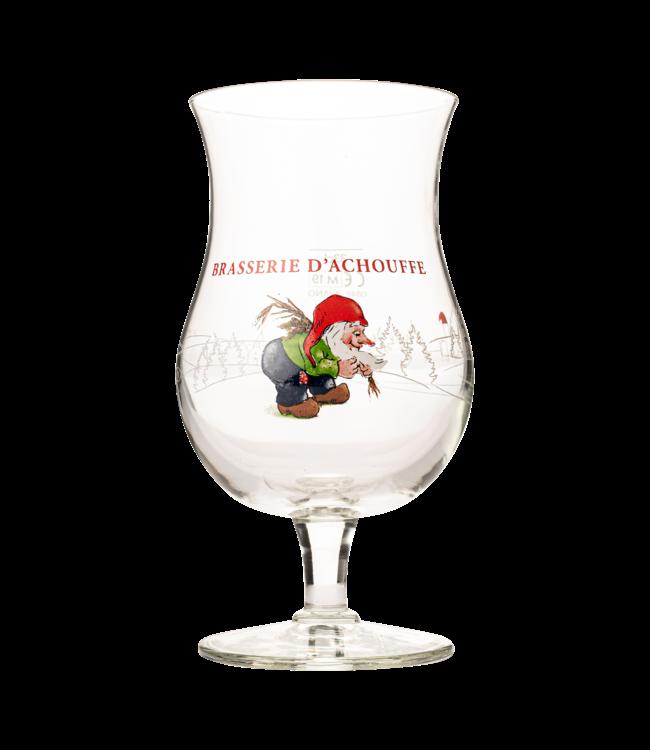 Brasserie d'Achouffe La Chouffe glass - 33cl