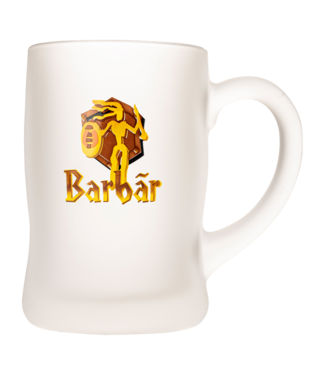 Brasserie Lefebvre Barbar glas 33cl