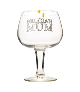 Brouwerij 't Gaverhopke Belgian Mum Glass