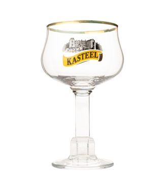 Brouwerij Van Honsebrouck Kasteelbier glass - 33cl
