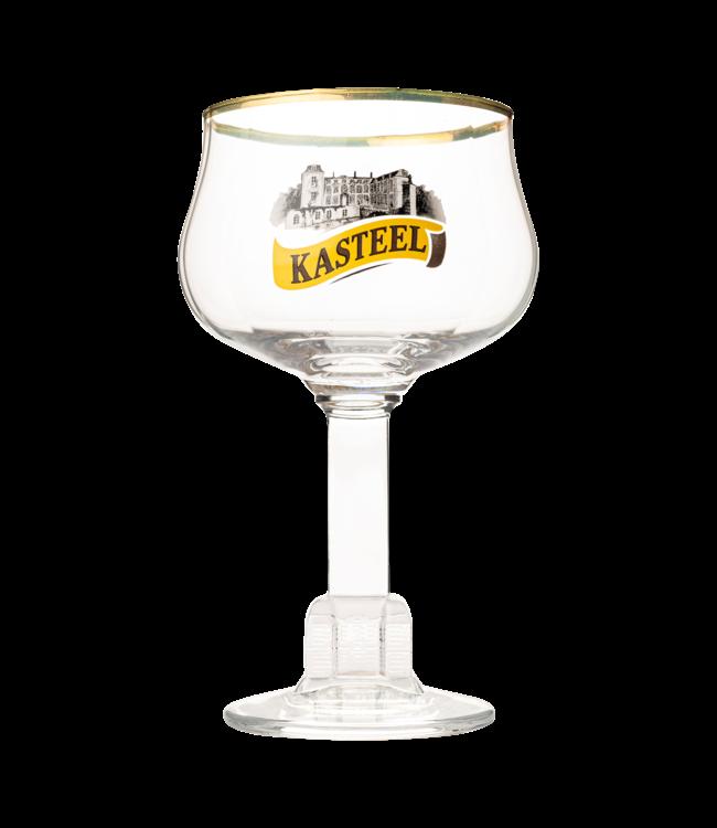 Brouwerij Van Honsebrouck Kasteelbier glas - 33cl