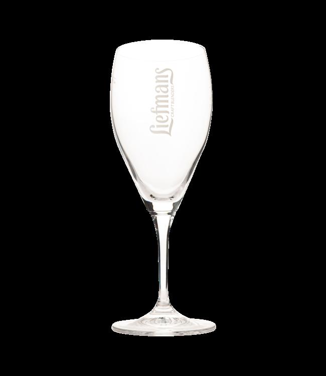 Brouwerij Liefmans Fruitesse Liefmans glass