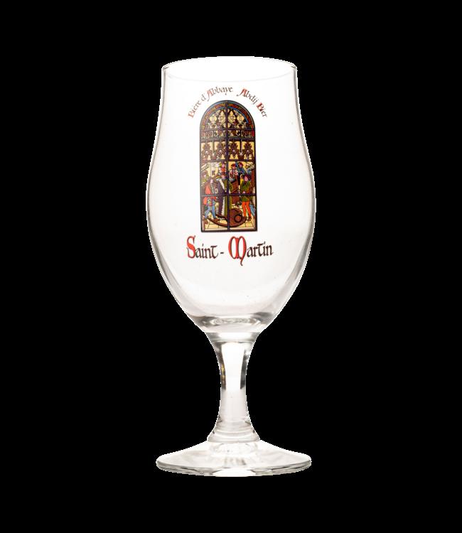 Brasserie Brunehaut St. Martin Glass