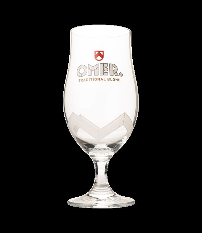 Brouwerij Omer Vander Ghinste  Omer glas